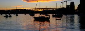free sailboats nature facebook cover