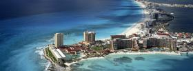 free seashore city nature facebook cover