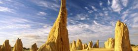 free pinnacles australia nature facebook cover