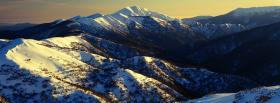 free alpine national park nature facebook cover