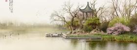 free superb landscape nature facebook cover