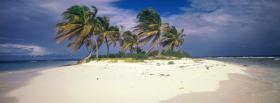 free wind on the beach facebook cover