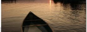free lake and boat nauture facebook cover