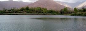 free vaste evan lake nature facebook cover