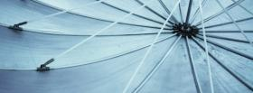 free rainy day umbrella facebook cover