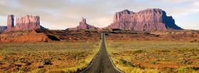 free deserted pathway nature facebook cover