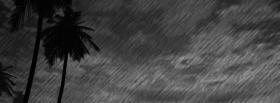 black and white moon facebook cover