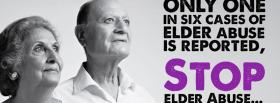 free elder abuse awareness facebook cover