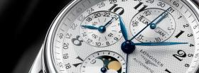 free longines watch brand facebook cover