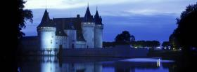 free sully sur loire castle facebook cover