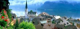 free austrian city and castle facebook cover