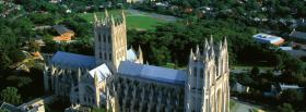 free washington national cathedral castle facebook cover