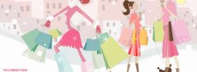 free christmas shopping facebook cover