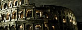 free colosseum facebook cover