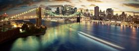 brooklyn and bridge city facebook cover