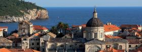 free beautiful dubrovnik facebook cover