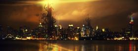 cool designs in the city facebook cover