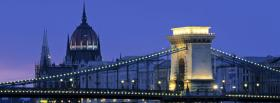 free budapest hungary city facebook cover