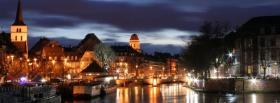 strasbourg france city facebook cover