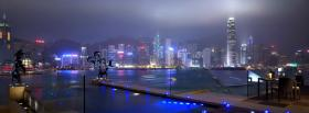 free intercontinental hong kong city facebook cover