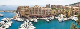 monaco city facebook cover
