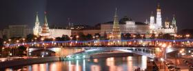 free moscow city facebook cover