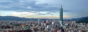 taipei taiwan city facebook cover
