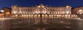 free toulouse capitole city facebook cover