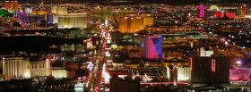 las vegas nightlife city facebook cover
