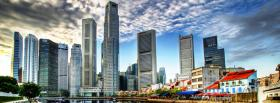 singapore city facebook cover