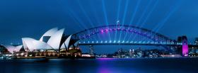 free sydney harbour bridge facebook cover
