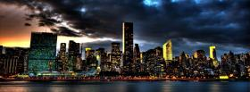 free new york city beauty facebook cover