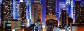 great new york city view facebook cover