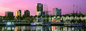 free long beach california city facebook cover