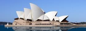 free opera house syndey city facebook cover
