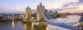 free tower bridge city facebook cover