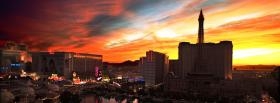 free las vegas city facebook cover