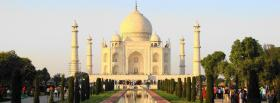 free taj mahal agra city facebook cover