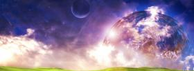 free space on earth creative facebook cover