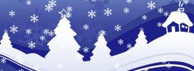 free winter creative facebook cover