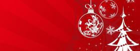 free christmas time creative facebook cover