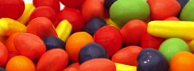 candies food facebook cover