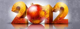 new year parachute holiday facebook cover