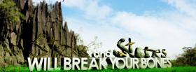 break your bones quotes facebook cover