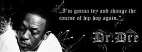 free dr dre quote facebook cover