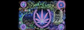 free bank of ganja quotes facebook cover