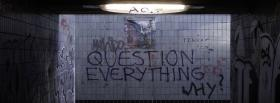 question everything quotes facebook cover