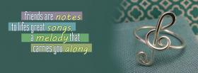 free friends are notes quotes facebook cover