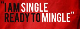 free single ready to mingle facebook cover