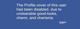 free profile disables quotes facebook cover